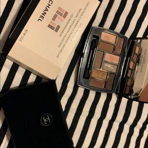 Chanel Les Beiges palette